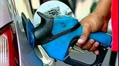 Postos reajustam preço da gasolina no Noroeste do ES - Aumentou pegou muitos de surpresa.