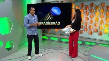Márcio Chagas analisa lances polêmicos da rodada - Gol de Lisandro Lopes contra o Sport foi com o rosto, segundo o comentarista.