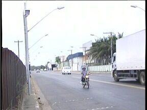 Saída de Governador Valadares para Vale do Aço ganha novos radares - Equipamentos foram instalados em dois pontos.
