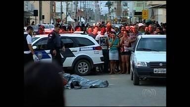 Policiais militares de Goiás são suspeitos de matar um cigano no Espírito Santo - Durante a troca de tiros, um dos agentes morreu e outro ficou gravemente ferido.