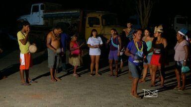 Índios de várias regiões do estado ocuparam a sede da Funai, em Imperatriz - Representantes de comunidades remanescentes de quilombos também protestam contra a ocupação indevida de áreas de reserva.