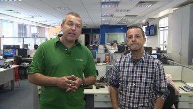 Academia Gaúcha do Futebol: comunicadores da Gaúcha falam sobre a pausa do Brasileirão - Brasileirão para por 10 dias, para as eliminatória da Copa do Mundo.