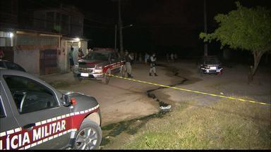 Dois homicídios no Bairro das Indústrias em João Pessoa - Dois homens foram mortos a tiros na comunidade Cidade Verde no Bairro das Indústrias.