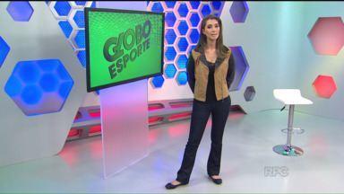 Veja a edição na íntegra do Globo Esporte Paraná de terça-feira, 06/10/2015 - Veja a edição na íntegra do Globo Esporte Paraná de terça-feira, 06/10/2015