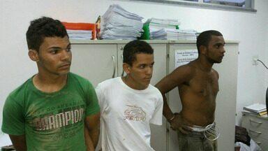 Suspeitos de assassinarem sargento em Cristinápolis são presos - Suspeitos de assassinarem sargento em Cristinápolis são presos.