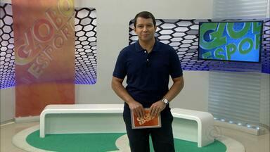 Veja a íntegra do Globo Esporte desta segunda-feira (05/10/2015) - Veja os destaques do esporte paraibano.