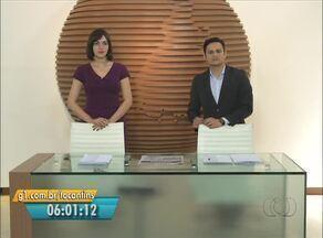Confira o que é notícia no Bom Dia Tocantins desta sexta-feira (9) - Confira o que é notícia no Bom Dia Tocantins desta sexta-feira (9)