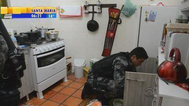 Operação do MP desarticula quadrilha no Sul do RS - Entre os presos, também está um policial militar.