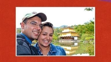 Que tal dar a volta ao mundo? - O De Ponta a Ponta conta a história do André e da Alessandra, um casal que vendeu tudo que tinha, para realizar o sonho de viajar pelo mundo!