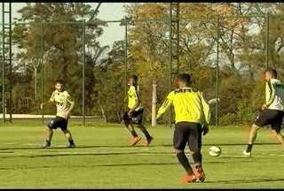 Atlético-MG treina para a reta final do Brasileiro - Próximo confronto será na quarta-feira.