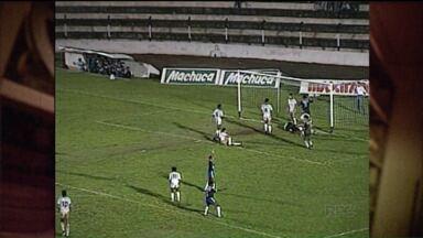 Baú do Esporte relembra confrontos entre Operário-PR e Remo na década de 1990 - O retrospecto entre as equipes é equilibrado, com uma vitória para cada lado