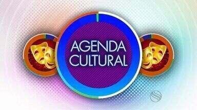 Confira os destaques da Agenda Cultural - Confira os destaques da Agenda Cultural.