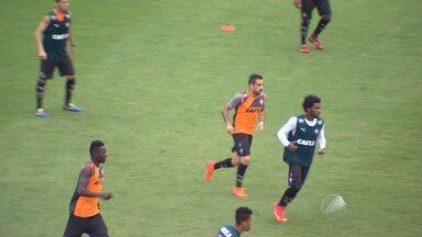Vitória enfrenta o Boa Esporte no Barradão no sábado (10) - O adversário do Rubro-Negro é o penúltimo colocado na tabela.
