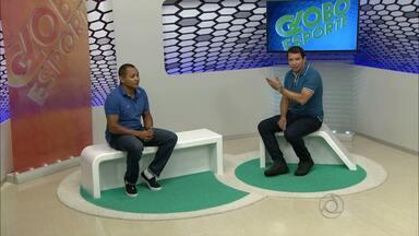"""Medalhista de prata olímpico, Vicente Lenílson fala da conquista de 15 anos atrás - Ex-atleta está na Paraíba para promover uma """"maratoninha"""" e aproveita para falar do atual momento do esporte brasileiro."""