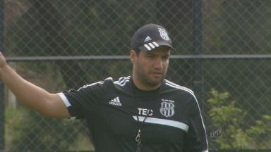 Com novo comando técnico, Ponte Preta permanece em clima agitado - Os jogos pelo Brasileirão da Macaca só voltam na quarta-feira.