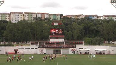 Vitória tem mudanças para jogo contra o Boa Esporte - Time está cada vez mais perto de subir para série A.