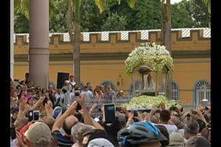 Pessoas em toda a cidade se preparam para o Círio de Nossa Senhora de Nazaré - Quem mora em Belém sabe que a cidade fica num ritmo diferente nessa época do ano.
