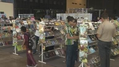 Manaus sedia a edição da 30ª Feira de Livros do Sesc - Além de stands, lançamentos de obras, feira tem espaços para crianças.