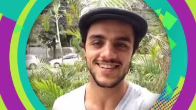 Felipe Simas manda recado para Bruno Gissoni - Veja o que ele conta sobre a infância do irmão