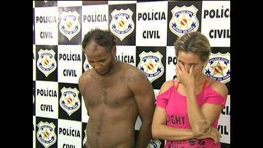 Quatro são presos por envolvimento com morte na Avenida Tapajós - Segundo a polícia, dois alugaram moto, um estava na casa e o outro atirou.