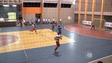 Crensa perde para o Einstein no Campeonato Piauiense de Futsal - Crensa perde para o Einstein no Campeonato Piauiense de Futsal