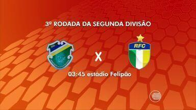 Confira os jogos da 3ª rodada da segunda divisão do Piauiense - Confira os jogos da 3ª rodada da segunda divisão do Piauiense