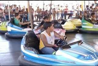 Projeto 'Brincar na Praça' leva diversão e alegria para crianças em Montes Claros - Cerca de seis mil crianças foram atendidas.