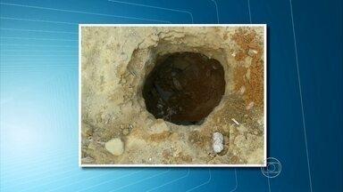 Mais dois túneis foram encontrados no Complexo do Curado, no Recife - Segundo Secretaria de Ressocialização, ninguém conseguiu fugir