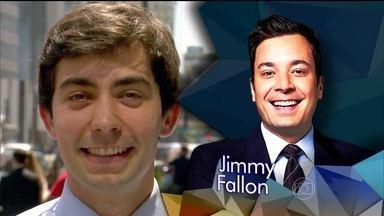 Serginho Groisman apresenta o quadro 'Com Quem Pareço' - Pessoas contam com que se parecem com Sandy, Thiaguinho e outros famosos