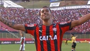 Pela Série B, Vitória vence Boa Esporte por 2 a 1 - Escudero e Élton marcaram os gols da vitória dos baianos.