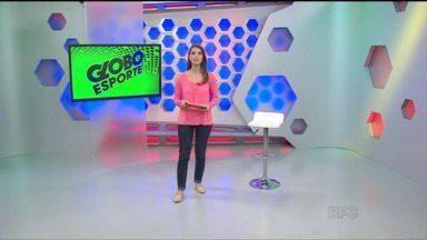 Veja a edição na íntegra do Globo Esporte Paraná de sábado, 10/10/2015 - Veja a edição na íntegra do Globo Esporte Paraná de sábado, 10/10/2015