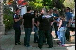 Atendimentos ocorrem de forma parcial em bancos em greve na Fronteira Oeste, RS - Assista ao vídeo.
