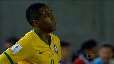 Brasil e Argentina buscam recuperação após derrota na estreia nas Eliminatórias da Copa - Brasileiros vão jogar contra a Venezuela em Fortaleza.