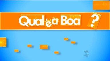 Veja as festas do fim de semana no Qual é a Boa - Inaldo e Paulo Rubens estão entre as atrações.