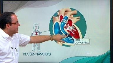 Nem sempre o sopro no coração em crianças significa doença - Ò cardiologista Roberto Kalil explica que a maioria dos casos de sopro no coração em recém-nascidos se cura sozinho. Nos adultos, o sopro pode causar insuficiência cardíaca.