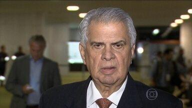 Parlamentares evitam um constrangimento com o presidente da Câmara - O processo contra Eduardo Cunha, presidente da Câmara, ainda não começou de fato no Conselho de Ética, e os parlamentares buscam evitar maiores constrangimento dentro da casa.