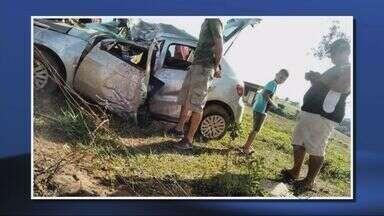 Quatro pessoas morrem em acidentes nas rodovias no Sul de Minas no fim de semana - Quatro pessoas morrem em acidentes nas rodovias no Sul de Minas no fim de semana