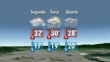 Veja a previsão do tempo para o Rio nesta segunda-feira (26) - A semana será de tempo instável. Não há previsão de chuva para esta segunda-feira (26).