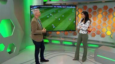 Maurício Saraiva comenta a atuação do Inter na vitória sobre o Joinville - Sasha tem a capacidade de fazer o time jogar melhor coletivamente, analisa Saraiva.