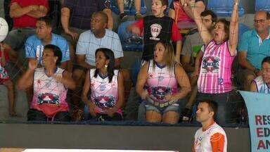 Barra Mansa, RJ, sedia etapa do Festival Dente de Leite de Futsal - Participaram 243 meninos e meninas de até 10 anos, divididos em 23 equipes; esta foi a quarta etapa do evento, que tem apoio da TV Rio Sul.