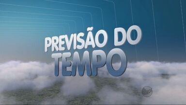 Confira a previsão do tempo para esta terça-feira (27) no Sul de Minas - Confira a previsão do tempo para esta terça-feira (27) no Sul de Minas