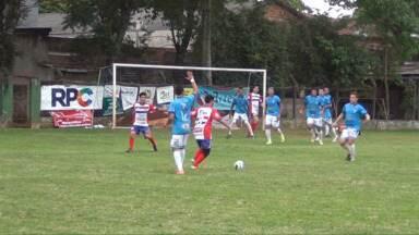 Confira os três gols mais bonitos da 12ª rodada do Amador de Foz - Veja os três gols mais bonitos da 12ª rodada do Amador de Foz