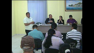 Nova reunião discute rumos do transporte coletivo no Maicá - Documento com conclusões foi apresentado nesta segunda-feira (26).