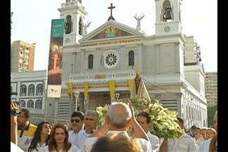 Procissão do Recírio ocorre nesta segunda-feira em Belém - Missa e romaria marcam encerramento da quinzena de Nazaré.