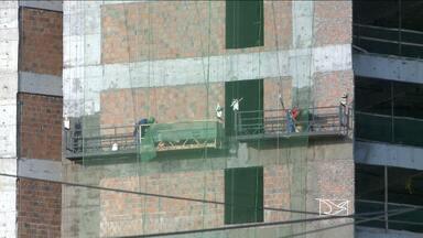 Demissões no ramo da Construção Civil pode chegar a 20 mil no Maranhão - Demissões no ramo da Construção Civil pode chegar a 20 mil no Maranhão