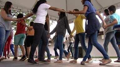 Congresso debate humanização das relações para evitar conflitos na escola, em Goiânia - 'Repacificar' vai até quinta-feira (5).