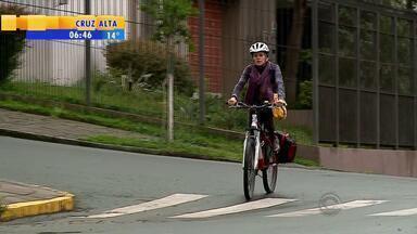 Projeto Viva Bike incentiva uso consciente da bicicleta em Caxias do Sul, RS - Inscrições para ciclistas começam na segunda-feira (9).