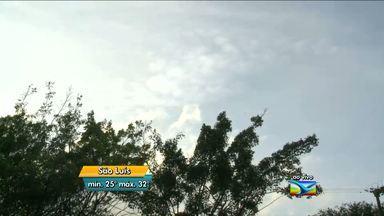 Veja como fica o tempo nesta quinta-feira, no Maranhão - Sol e calor em todo o Maranhão, que fica com tempo firme nesta quinta-feira (5). A previsão pra é de variação de nuvens no sul do Estado.