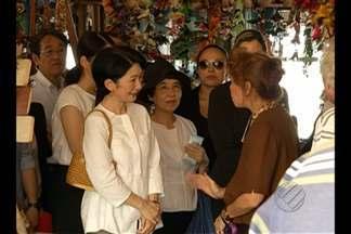 Casal imperial do Japão terminou a visita oficial a Belém no Ver-o-Peso - Casal imperial do Japão terminou a visita oficial a Belém no Ver-o-Peso