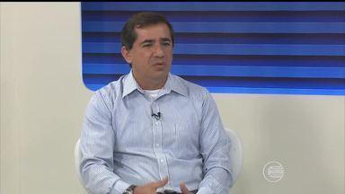 Delegado fala sobre ações da polícia no interior do Piauí - Delegado fala sobre ações da polícia no interior do Piauí
